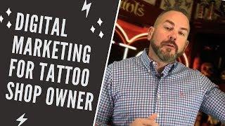 Digital Marketing for Tattoo Shop Owner or Artist in Albuquerque   Tattoo Shop Albuquerque