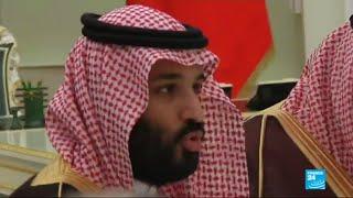 PORTRAIT de Mohamed Ben Salman, prince héritier d