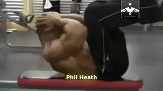ABS Workout Ronnie Coleman Kai Greene Phil Heath Kevin Levrone Roelly Winklaar Jay Cutler