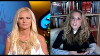 Pamela Geller on Tomi Lahren Show Discussing Megan Kelly's Hateful Remarks