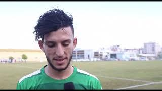 آراء مدرب ولاعبي الاولمبي بعد الفوز على نادي كونيالتي سبور التركي