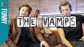 The Vamps Play Say What!?!?! | The Playlist
