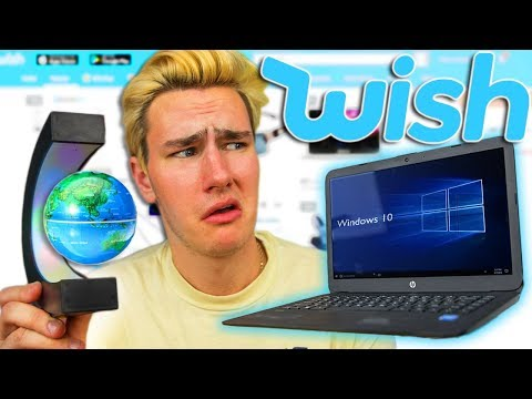 127 Refurbished HP Laptop I Bought 454 in Wish Tech Gadgets
