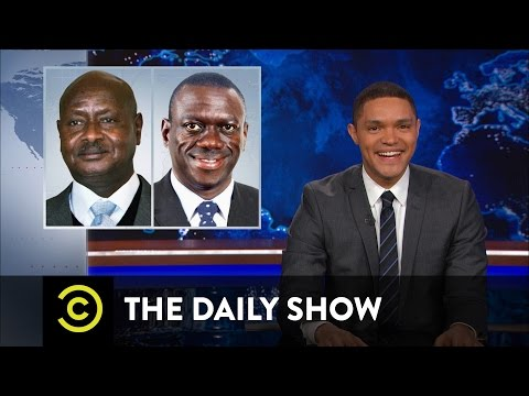 Xxx Mp4 Uganda Even Worse At Elections Than America The Daily Show 3gp Sex