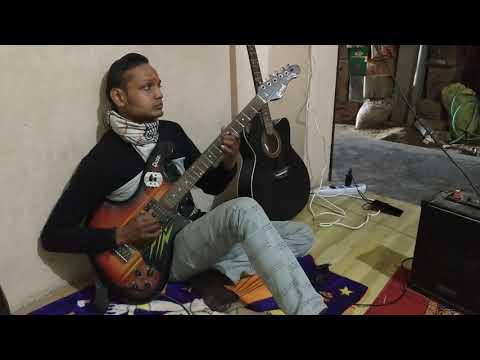 Bhool Bhulaiyaa Hare Ram Hare on guitar full song