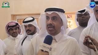 افتتاح بطولة عسفان الثانية l لقاء مع أ. عمران الزهراني سعادة محافظ محافظة الجموم