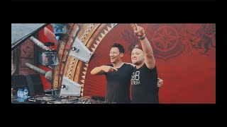 Mark With a K & Warface feat Jasmine McGuinness & DV8 Rocks! - Radioactive (Official Videoclip)