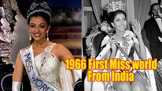 TOP10 Miss Worlds From India