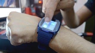 انبوقسنق جديد ارخص ساعة ذكية - M26 Smart Watch- banggood👌