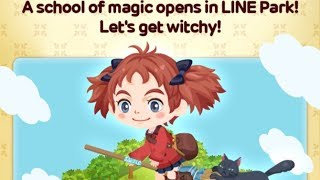 LINE Play - Mary And The Witch