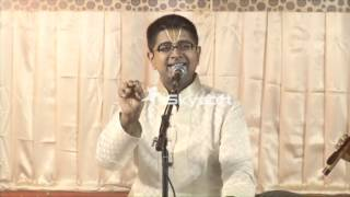 English Lecture/ Harikatha on Dasavataram by Sri Dushyanth Sridhar at a Private Function in Chennai
