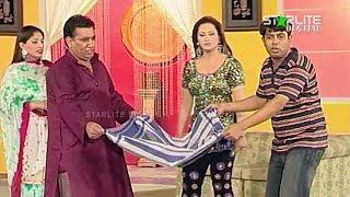 Hussan Mastana Ishq Deewana New Pakistani Stage Drama Full Comedy Play