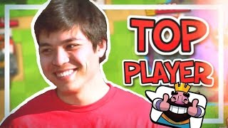 TOP PLAYER STRATEGY TIPS to WIN MORE w/ MARCELP in Clash Royale