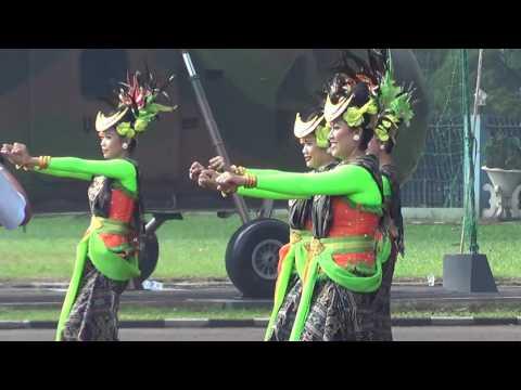 Heboh Senam Gemu famire HUT WARA ke-53 Mako Koharmatau