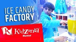 KidZania | Ice Candy Factory | Paddle Pop | R City Mall Ghatkopar | Mumbai | किडजानिया