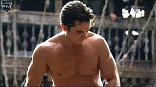 Christian Bale Workout 'Batman: Begins' Featurette [+Subtitles]