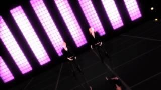 【Hetalia MMD】 What? Ah, Yes.  【France & UK】