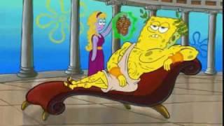 The Clash of Triton: SpongeGod SpongeBob Video