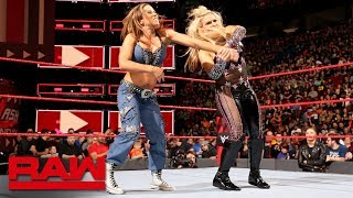 Natalya vs. Mickie James: Raw, April 30, 2018