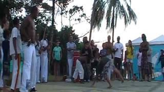 Capoeira em Itacare, C.Mestre Galeguinho, C.Mestre Benvindo