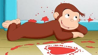 Curious George 🐵❤️Happy Valentine's Day❤️ 🐵Full Episode 🐵 HD 🐵 Cartoons For Children