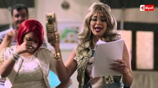 يوميات زوجة مفروسة أوي - ذات مومنت لما تحاولي تبقي مغنية شعبية وراقصة وأولادك يشوفوكي