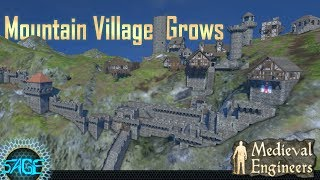 Medieval Engineers, The Multiplayer Village GROWS!