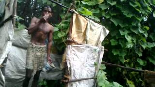 tamil village gay bath