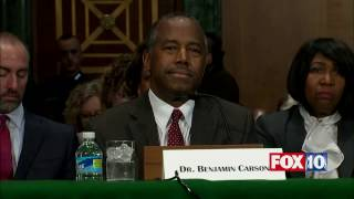 FULL VIDEO: Ben Carson Confirmation Hearing, Trump Housing & Urban Development (HUD) Secretary