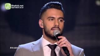 Arab Idol – العروض المباشرة – يعقوب شاهين – لقعدلك عالدرب قعود