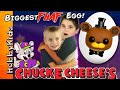 Download Lagu Biggest Five Nights at Freddy's Adventure TOY SURPRISE Hunt! Chuck E Cheese + Family Fun HobbyKidsTV