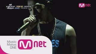 Mnet [엠카운트다운] Ep.380: 태양(TAEYANG) - 새벽한시 + 눈,코,입(1AM + EYES NOSE LIPS) @M COUNTDOWN 2014.06.12