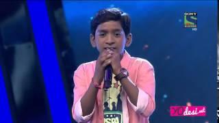 jeena jeena indian  idol junior2015