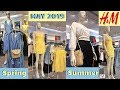 video H&M Spring Summer Collection MAY 2019 | Come Shop With Me