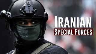 Iranian Special Forces 2018 / Iranian Army Special Forces