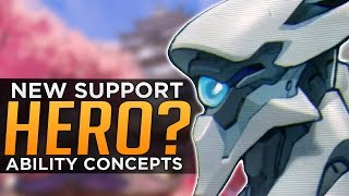 Overwatch: Next Hero A SUPPORT!? - New Ability Concepts & Speculation