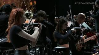 Game of the Year: Orchestra Performance and Zelda Win (The Game Awards 2017)