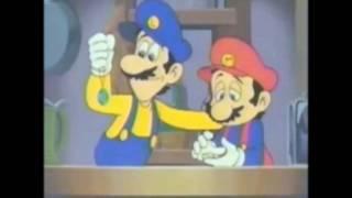 Super Mario Bros.: Mission to Save Princess Peach!! *ENGLISH  DUB* Anime movie 1 of 6