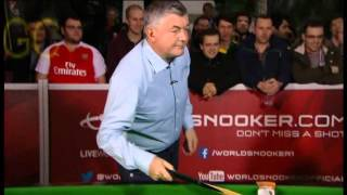 Snooker-The Miscue & Cue Control
