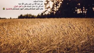 تلاوه هادئه للقارئ احمد العمراني سورة ق 💜