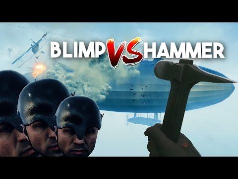watch BF1 - Repair Tool Trolling! (Battlefield 1 Hammer Squad Shenanigans)