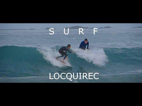 SURF session BZH Locquirec 24 10 et 11 11
