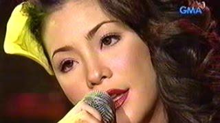 Regine Velasquez - Kahit Konting Pagtingin