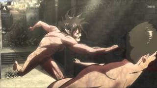 AMV - Shingeki No Kyojin - Link Park - What I've Done