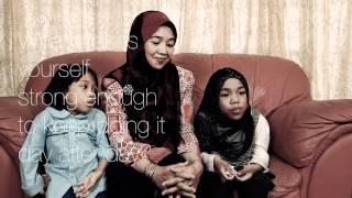 The Strength of Women - Adnin & Aqilah