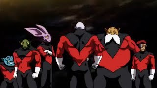 All Universes Gathered For Tournament Of Power Today   Episode 96 Super Dragon Ball