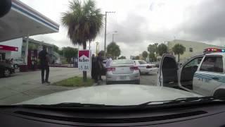 Miami police officer Vs Internal Affairs Lieutenant