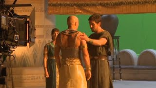 Exodus: Gods and Kings: Behind the Scenes Full Movie Broll - Christian Bale, Ridley Scott