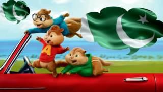 PAK army (ae watan tera ishara Aagya) 2017 hd pakistan