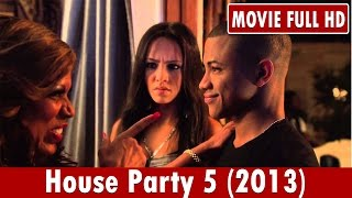 House Party 5 (2013) Movie **  Tequan Richmond, Zac Goodspeed, Tristin Mays